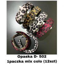 EX0505 Opaska damska OP-502