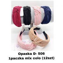 EX0505 Opaska damska OP-D506