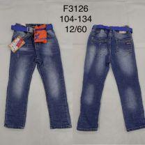 EX1903 Jeansowe chlopiece F3126