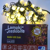 EX1710 Lampki choinkowe LP5387