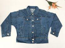 EX2203 Kurtka jeans damska GD6036-K