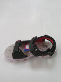 EX1006 Sandały dziecięce KF-11 BLACK/RED