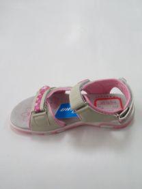 EX1006 Sandały dziecięce HY-D302 BEIGE