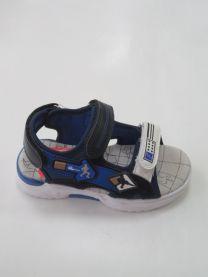 EX1006 Sandały dziecięce FJ-03 BLUE
