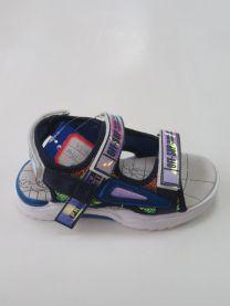 EX1006 Sandały dziecięce FJ-01 BLUE