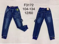 EX0906 Jeansowe dzieciece F3172