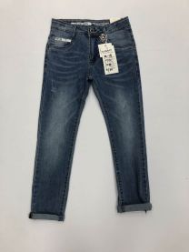 EX0102 Jeansowe dzieciece JE-6849