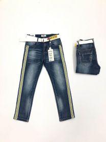 EX0102 Jeansowe dzieciece JE-6855