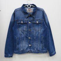 EX2110 Kurtka jeans damska SASY8211