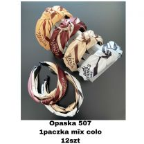 EX0505 Opaska damska OP-507