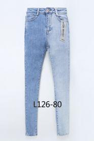 EX1604 Jeansowe męskie L126-80