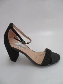 168 Sandały damskie QL-163Black