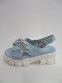 EX0603 Sandały damskie 159BLUE