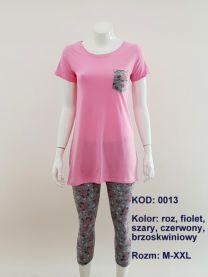 EX1601 Piżama damski LAP0013 (Product Turkey)