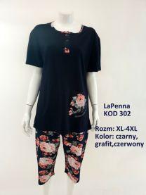 EX1601 Piżama damski LAP302 (Product Turkey)