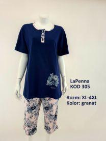 EX1601 Piżama damski LAP305 (Product Turkey)