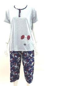 EX1601 Piżama damski LAP8070 (Product Turkey)