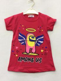 EX2702 Bluzka dzieciece LORE13586-1B