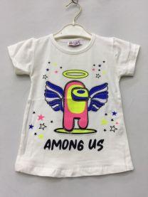 EX2702 Bluzka dzieciece LORE13586-1D