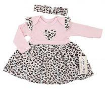 EX1410 Sukienka dziewczęca ONNO3026A