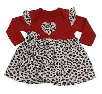 EX1410 Sukienka dziewczęca ONNO3026B