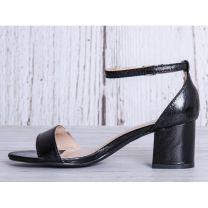 206 Sandały damskie QL-159 BLACK