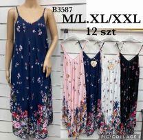 EX2306 Sukienka damska B3587 (Product Italy)