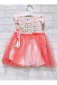 EX2106 Sukienka dziewczęca VNG2114B