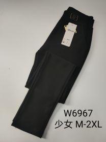 EX2307 Legginsy damskie W6967