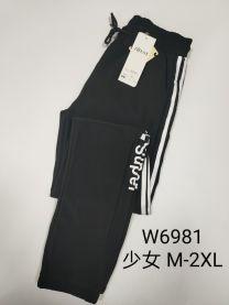 EX2307 Legginsy damskie W6981