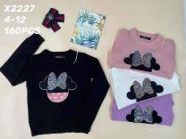 EX0510 Sweter dzieciece X2227